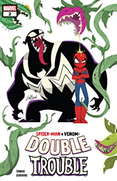 Spider-Man & Venom: Double Trouble (2019-) #2 (of 4)