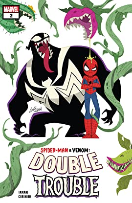 Spider-Man & Venom: Double Trouble (2019-2020) #2 (of 4)