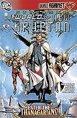 Superman: The World of New Krypton #8