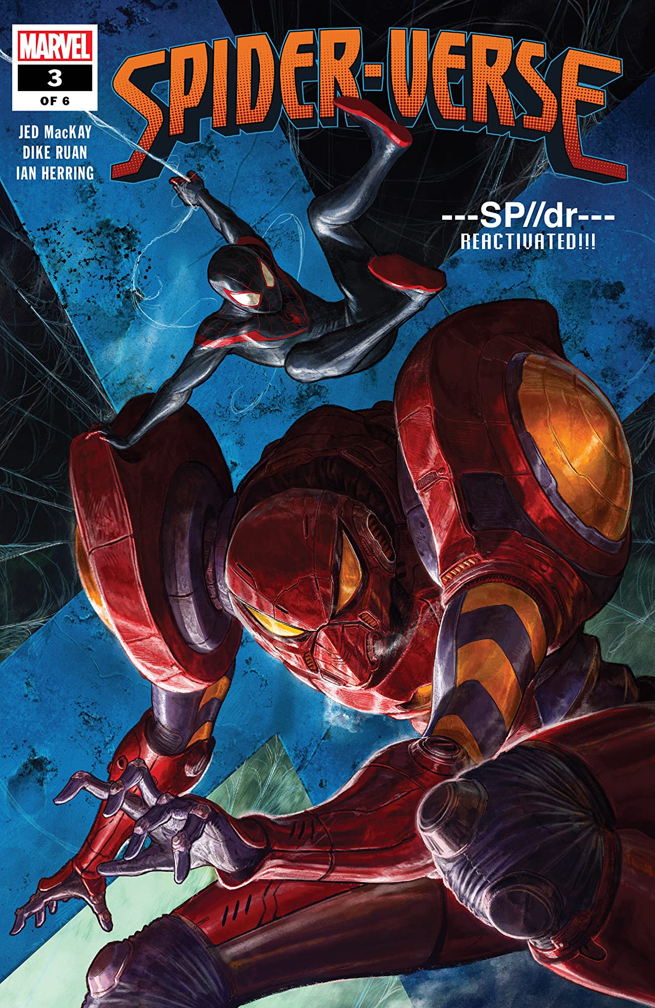 Spider-Verse (2019-) No.3 (sur 6)