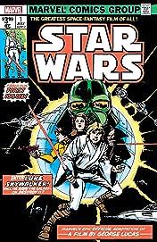Star Wars (1977-1986) #1: Facsimile Edition