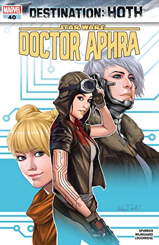 Star Wars: Doctor Aphra (2016-) #40