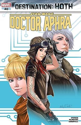 Star Wars: Doctor Aphra (2016-) No.40