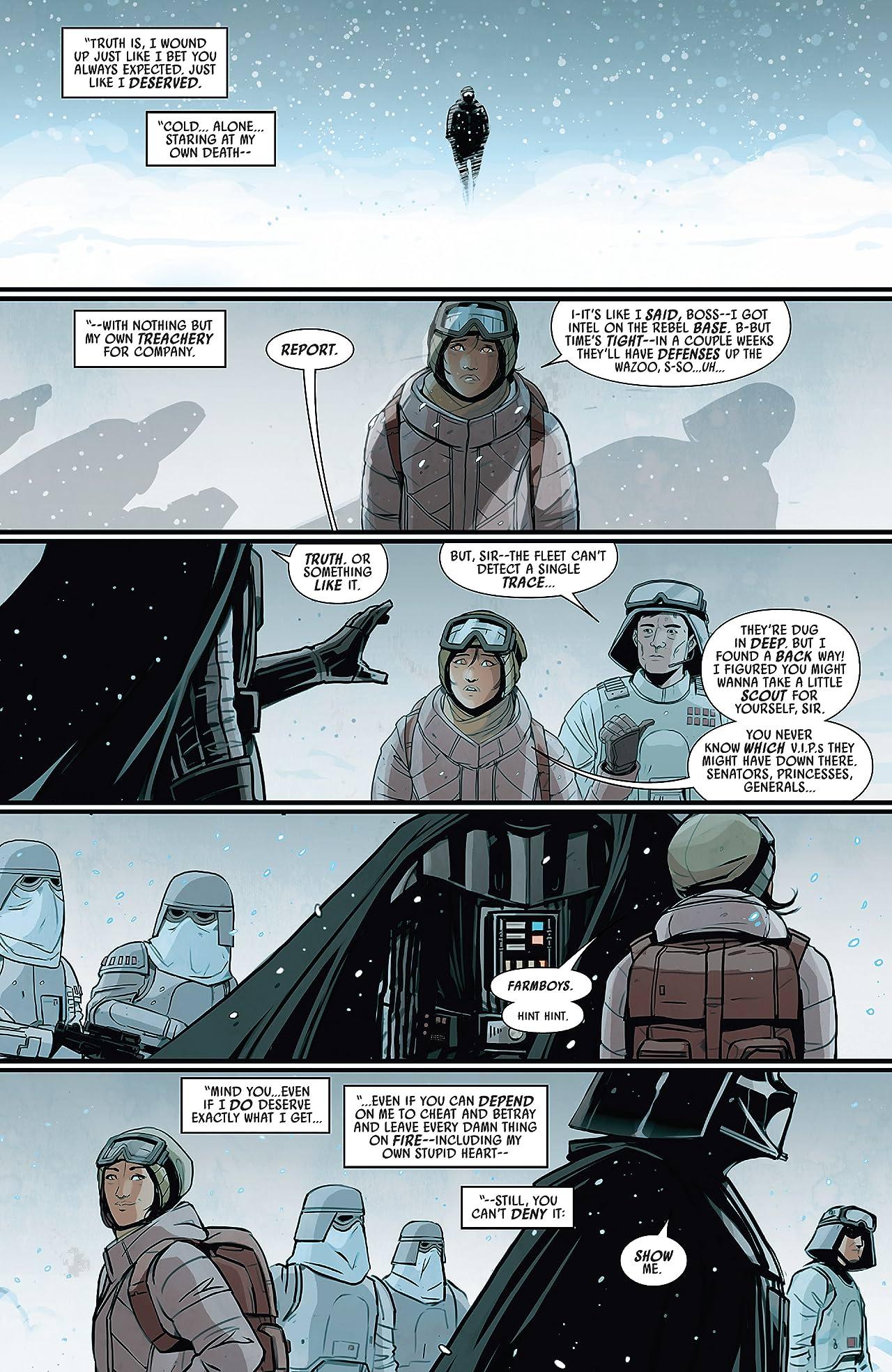 Star Wars: Doctor Aphra (2016-2019) #40