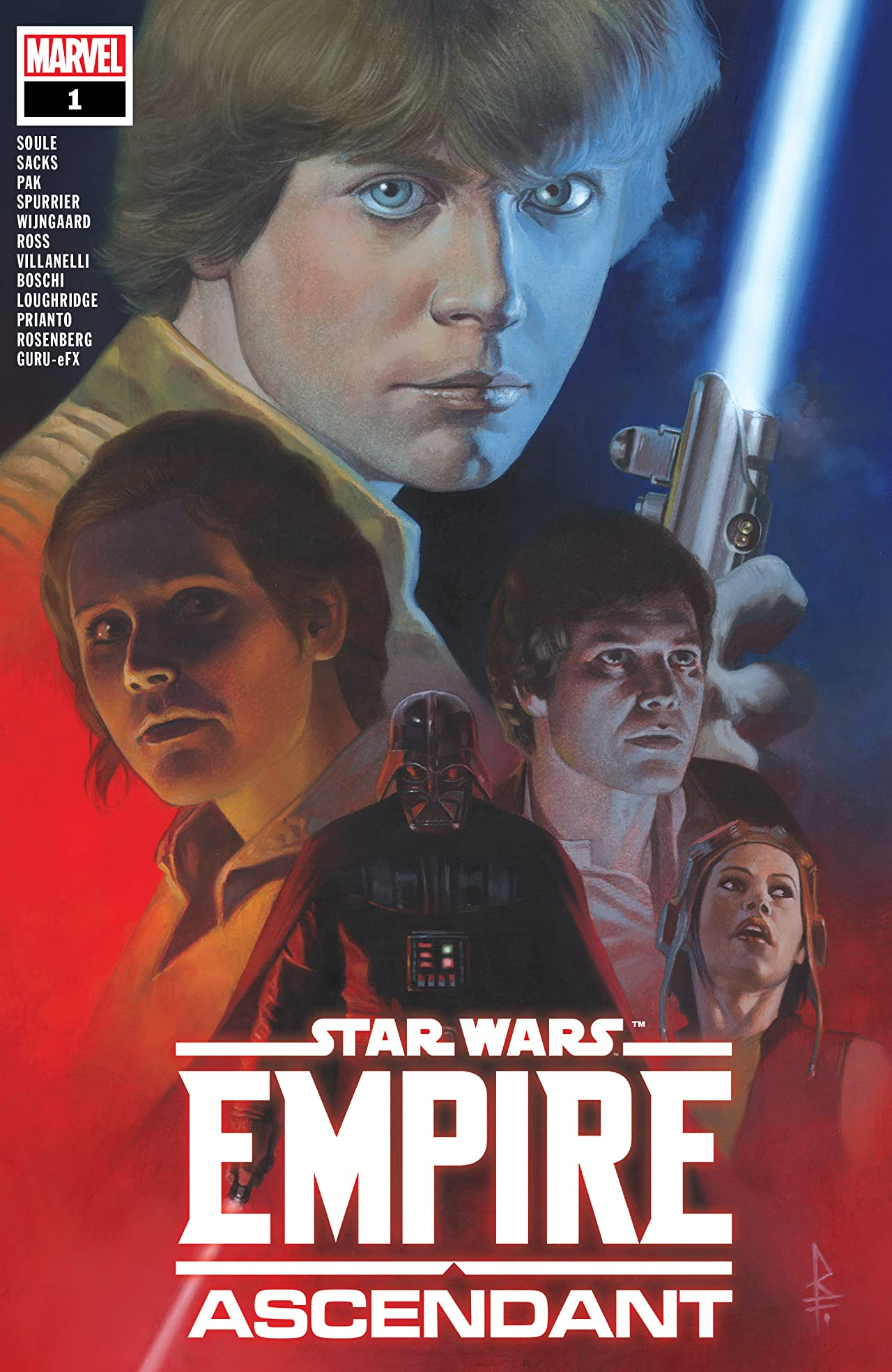 Star Wars: Empire Ascendant (2019) No.1