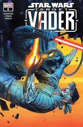 Star Wars: Target Vader (2019) #6 (of 6)