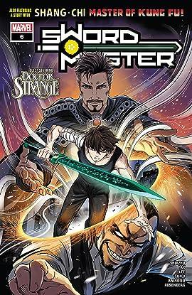 Sword Master (2019-) #6