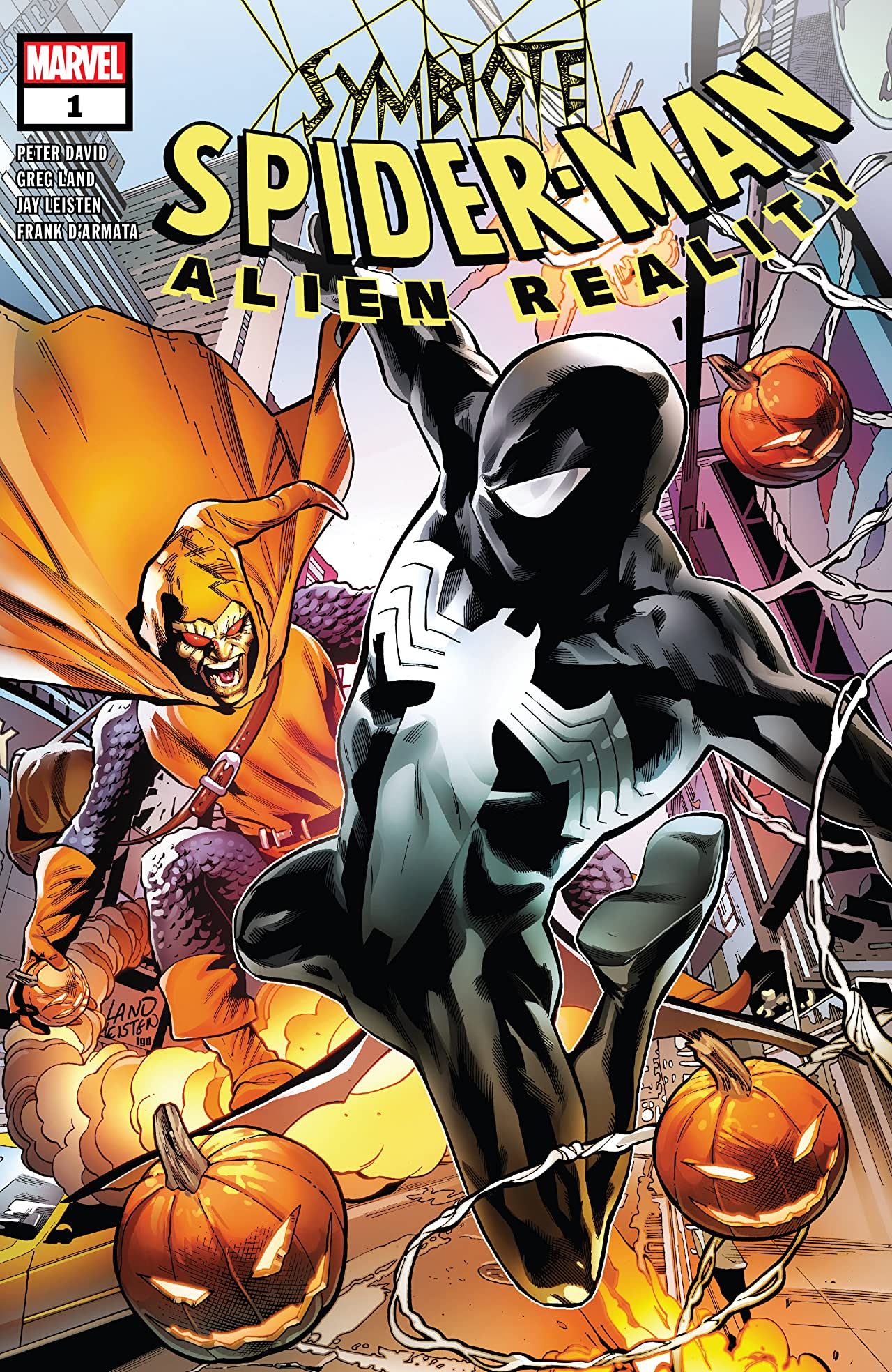 Symbiote Spider-Man: Alien Reality (2019-) No.1 (sur 5)