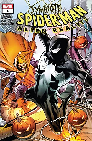 Symbiote Spider-Man: Alien Reality (2019-2020) #1 (of 5)