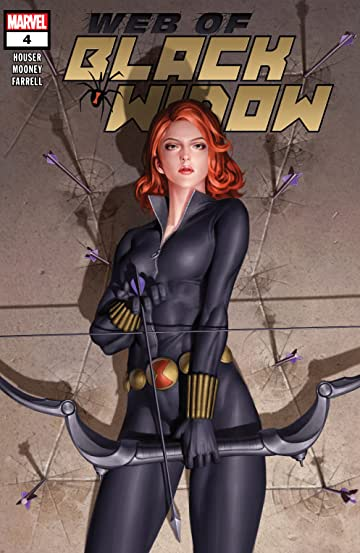 The Web Of Black Widow (2019-) #4 (of 5)