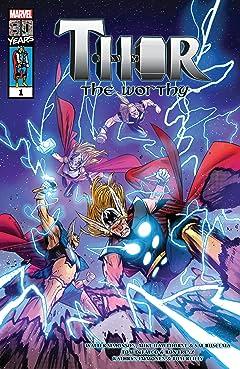 Thor: The Worthy (2019) #1