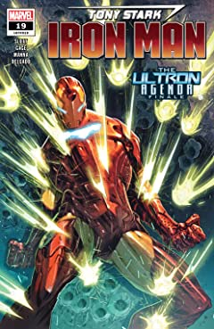 Tony Stark: Iron Man (2018-) #19