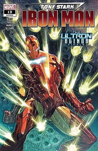 Tony Stark: Iron Man (2018-) #19