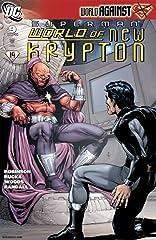 Superman: The World of New Krypton #9