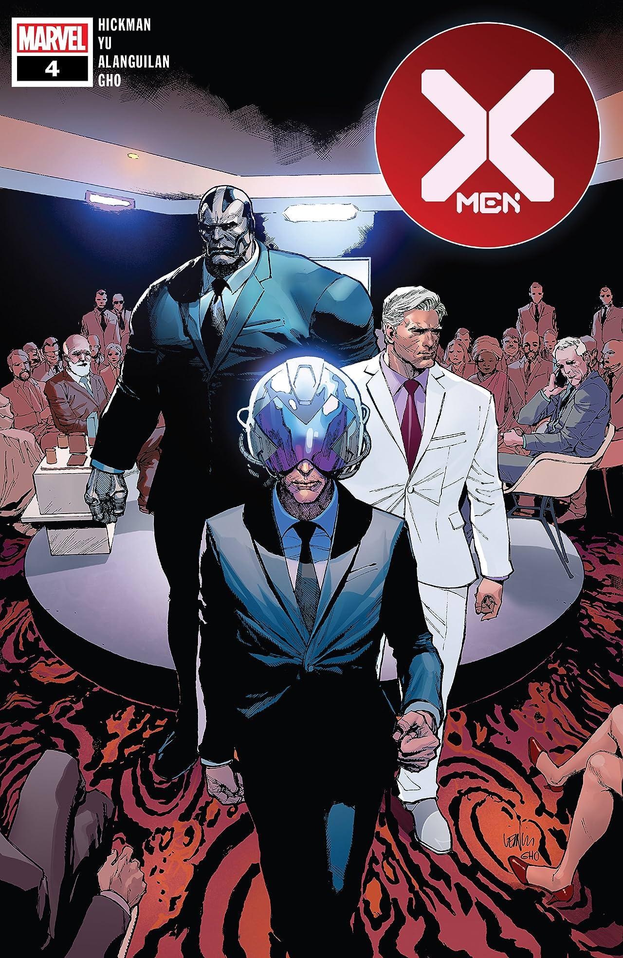 X-Men (2019-) No.4