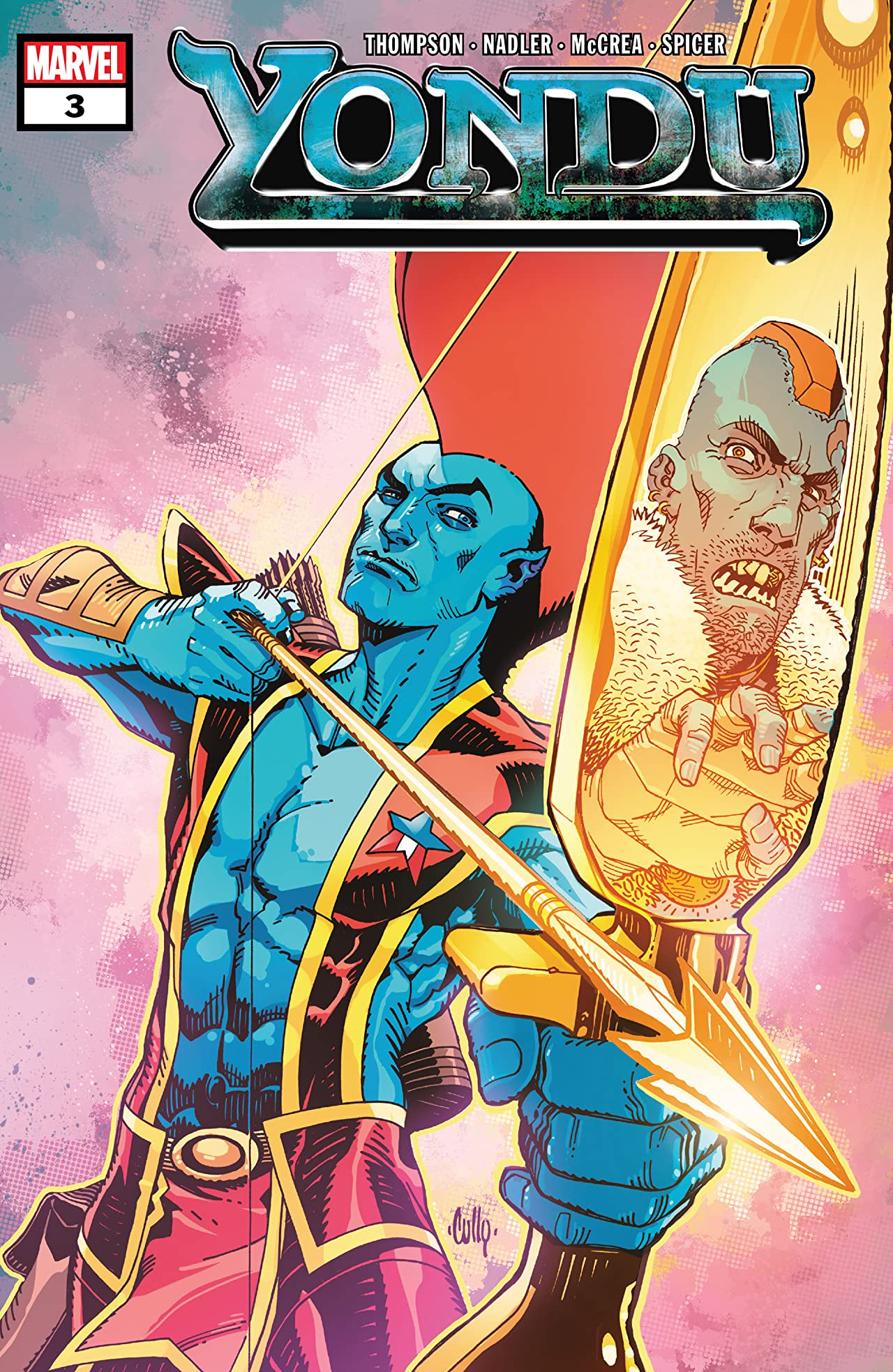 Yondu (2019-) #3 (of 5)