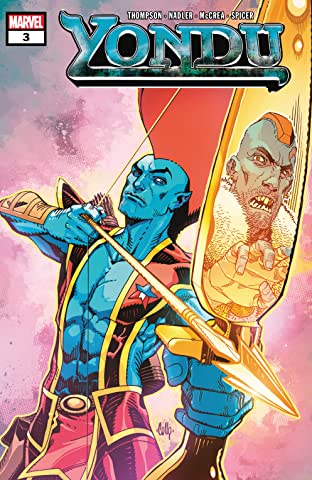 Yondu (2019-2020) #3 (of 5)