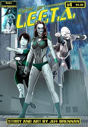 Cyber Girl L.E.E.T.A. #4