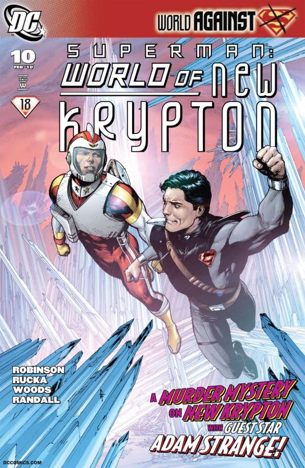 Superman: The World of New Krypton #10 (of 12)