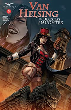Van Helsing vs Dracula's Daughter #3