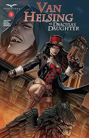 Van Helsing vs Dracula's Daughter #3