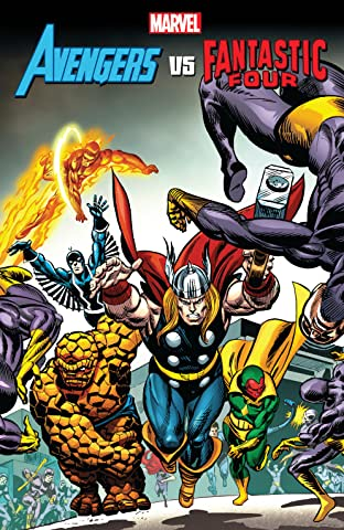 Avengers vs. Fantastic Four