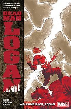 Dead Man Logan Vol. 2: Welcome Back, Logan