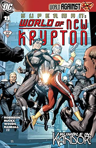 Superman: The World of New Krypton #11 (of 12)