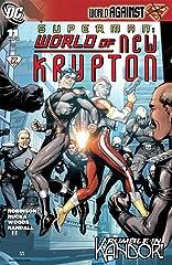 Superman: The World of New Krypton #11