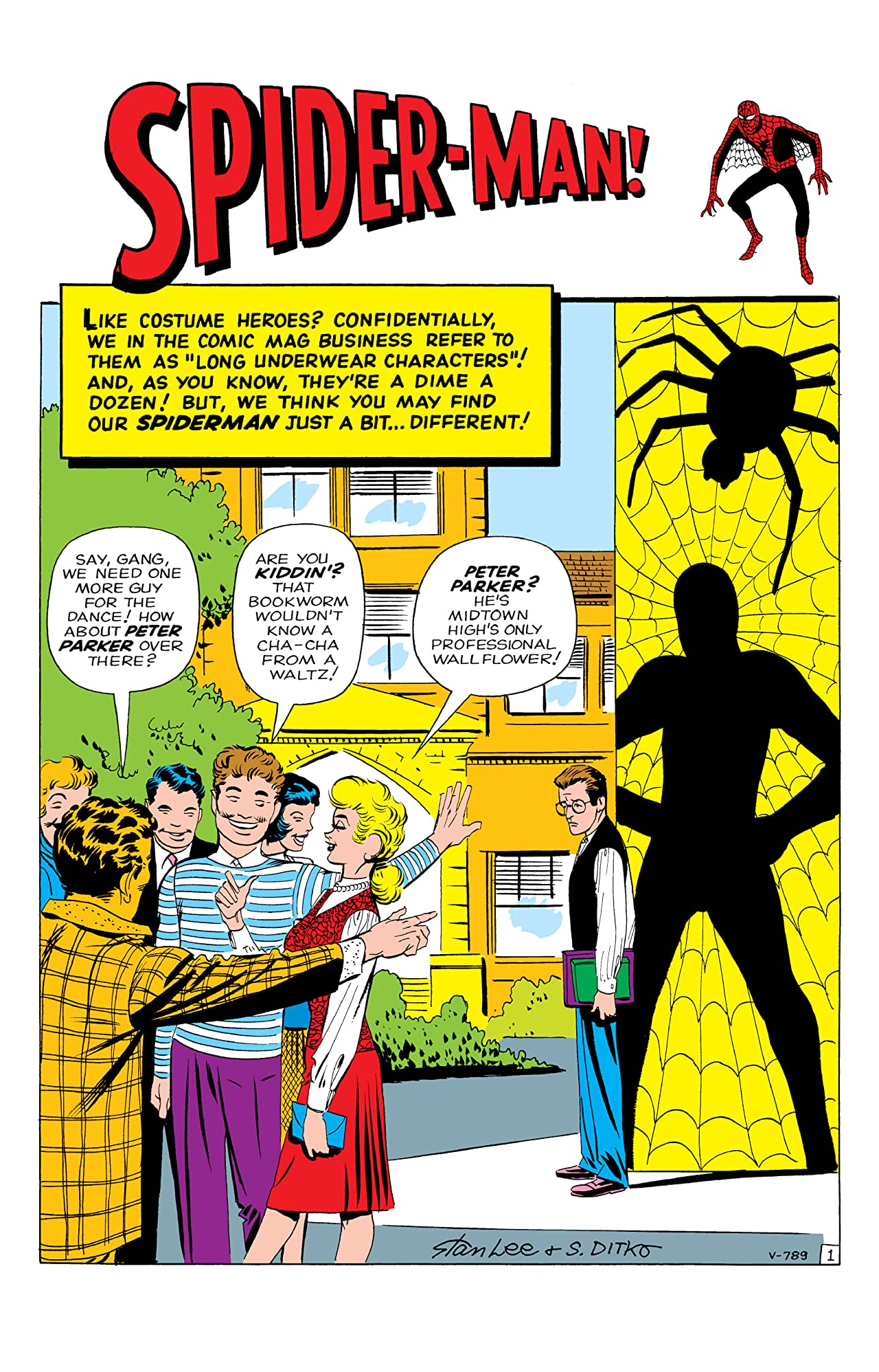 Ditko Is… Amazing!