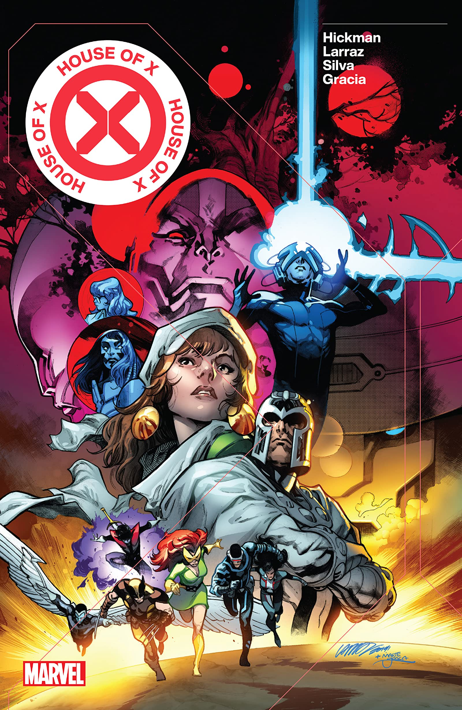House Of X/Powers Of X - Comics by comiXology
