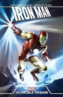 Iron Man: Invincible Origins