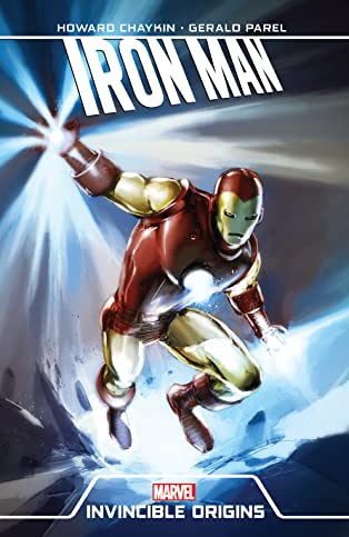 Iron Man: Invincible Origins