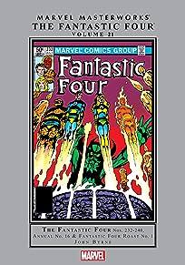 Fantastic Four Masterworks Vol. 21