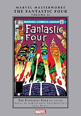Fantastic Four Masterworks Vol. 21