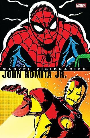 Marvel Visionaries: John Romita Jr.