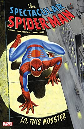 Spectacular Spider-Man: Lo, This Monster