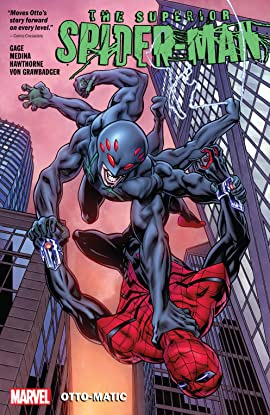 Superior Spider-Man Vol. 2: Otto-Matic