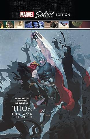 Thor: The God Butcher Marvel Select
