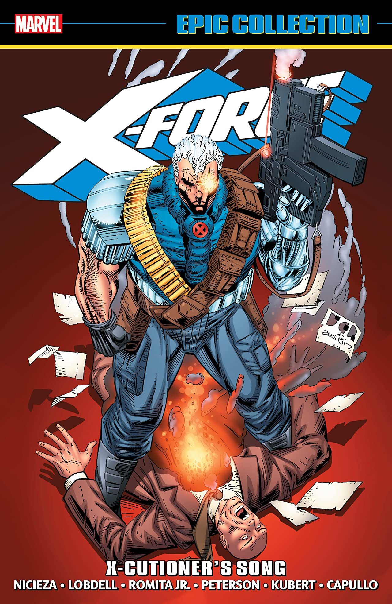 X-Force Epic Collection: X-Cutioner's Song