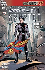 Superman: The World of New Krypton #12 (of 12)