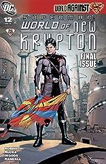 Superman: The World of New Krypton #12