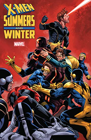 X-Men: Summers And Winter