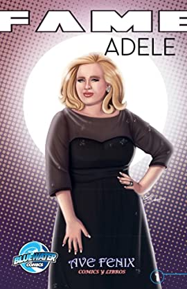 Fame: Adele: Spanish Edition