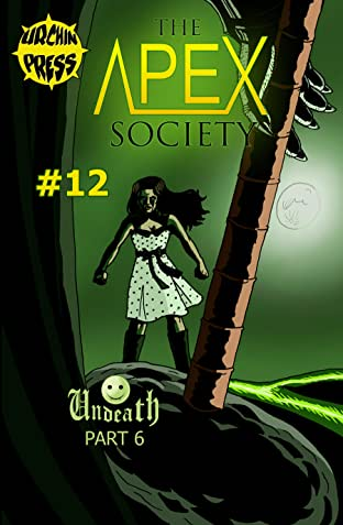 The Apex Society #12