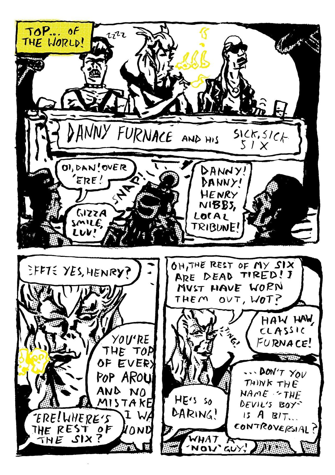 Daniel Furnace Is The Devil's Boy
