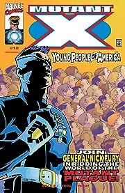 Mutant X (1998-2001) #18