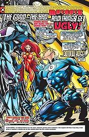 Mutant X (1998-2001) #21