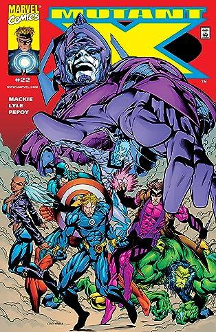 Mutant X (1998-2001) #22