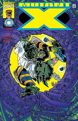 Mutant X (1998-2001) #24